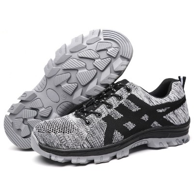 Flyknit Breathable Mesh Light Puncture
