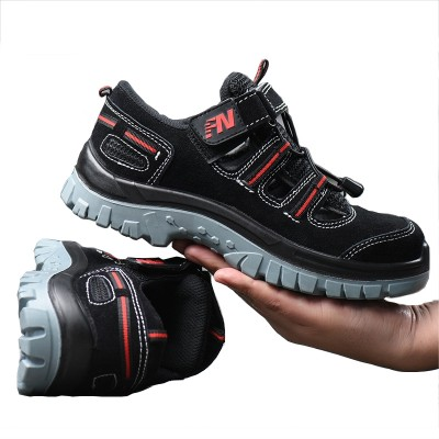 Deodorant Safety Work Shoes Breathable