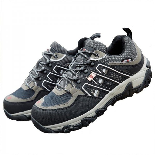 Indestructible Shoes Breathable Puncture-Protective Footwear Steel Toe Work Safety Shoes